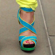 Erica Atkins-Campbell Shoes - Strappy Sandals