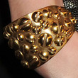 Erin O'Connor Gold Bracelet