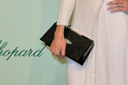 Eugenia Silva Buckled Clutch