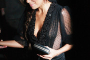 Eva Longoria Fitted Blouse