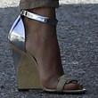 Eva Longoria Wedges