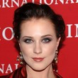 Evan Rachel Wood Hair - Bobby Pinned updo