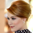 Evan Rachel Wood Hair - French Twist