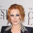 Evan Rachel Wood Hair - Pinned Up Ringlets