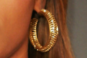 Eve Gold Hoops