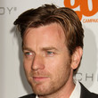 Ewan McGregor Hair - Side Parted Straight Cut
