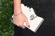 Charlotte Dellal Hard Case Clutch