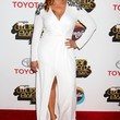 Faith Evans Evening Dress