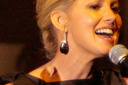 Faith Hill Dangling Gemstone Earrings