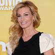 Faith Hill Hair - Long Side Part