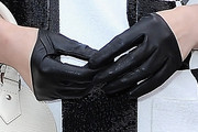 Fan Bingbing Leather Gloves