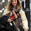 Fearne Cotton Patterned Scarf