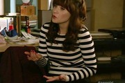 Zooey Deschanel Long Sleeve T-Shirt