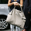 Frankie Sandford Leather Shoulder Bag