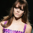 Freja Beha Erichsen Hair - Long Straight Cut with Bangs