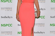 Elizabeth Hurley Evening Dress