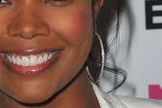 Gabrielle Union Diamond Hoops
