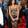 Garcelle Beauvais Corset Dress