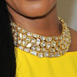 Garcelle Beauvais Jewelry - Gold Collar Necklace