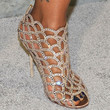 Garcelle Beauvais Pumps