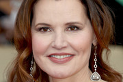 Geena Davis Shoulder Length Hairstyles