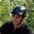 George Clooney Hats - Motorcycle Helmet