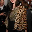 Georgina Chapman Clothes - Fur Coat