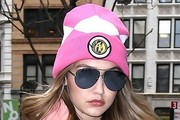 Gigi Hadid Winter Hats