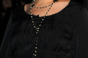 Ginnifer Goodwin Beaded Lariat Necklace