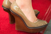Ginnifer Goodwin Wedges