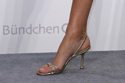 Gisele Bundchen Evening Sandals
