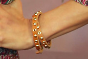 Giuliana Rancic Leather Bracelet