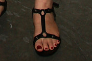 Grace Coddington Flat Sandals