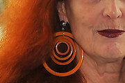 Grace Coddington Geommetric Earrings
