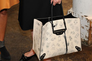 Grace Coddington Printed Tote
