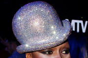 Grace Jones Bowler Hat