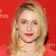 Greta Gerwig Hair - Medium Layered Cut