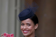 Gugu Mbatha-Raw Dress Hats
