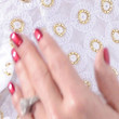 Gwen Stefani Beauty - Red Nail Polish