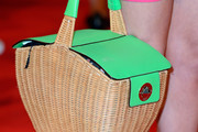 Emily Head Buckled Tote