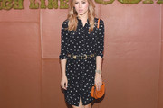 Suki Waterhouse Shirtdress