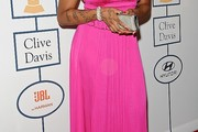 Fantasia Barrino Evening Dress