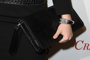 Barbara Palvin Oversized Clutch