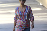 Halle Berry Tunic
