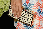 Hannah Simone Box Clutch