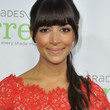 Hannah Simone Hair - Ponytail