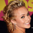 Hayden Panettiere Hair - Bobby Pinned updo