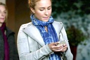 Hayden Panettiere Denim Jacket