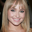 Hayden Panettiere Hair - Medium Straight Cut with Bangs
