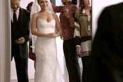 Hayden Panettiere Wedding Dress